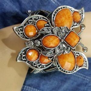 Jewelry - ♥️HANDCRAFTED ♥️Cuff Bracelet